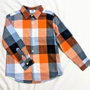 New Boys Old Navy Shirt size 5